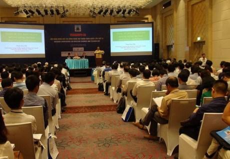 Ouverture de la conference nationale sur les sciences et les technologies nucleaires hinh anh 1