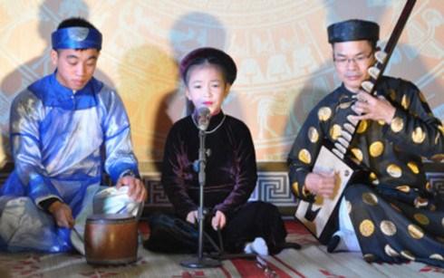 Ouverture du festival de musique folklorique «Hanoi et ses 36 rues» hinh anh 1