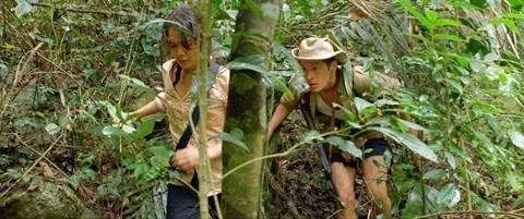 Ciel Rouge, un film francais tourne dans les montagnes vietnamiennes hinh anh 1
