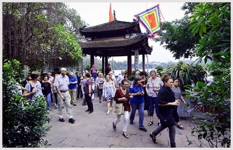 Tourisme : le Vietnam vise une croissance de 30% hinh anh 1