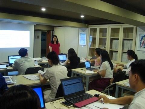 Formation regionale de formateurs sur le cours d'insertion professionnelle hinh anh 1