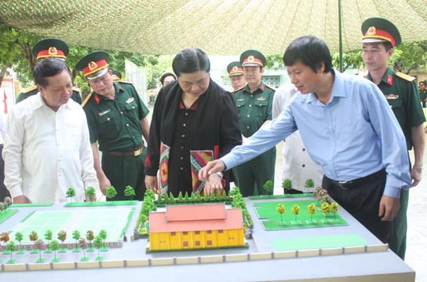 Hoa Binh louee pour la conservation du site lie au Parti populaire revolutionnaire lao hinh anh 1