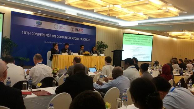 Les economies membres de l'APEC partagent les bonnes pratiques reglementaires hinh anh 1