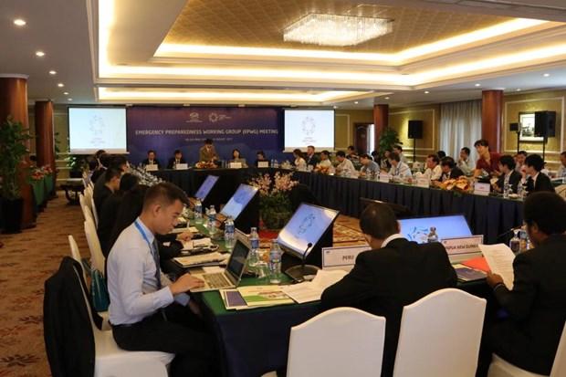 APEC : le Vietnam demande une cooperation plus etroite dans la prevention des calamites naturelles hinh anh 1