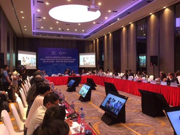 L'APEC œuvre pour la promotion du vieillissement en sante et la lutte contre la tuberculose hinh anh 1