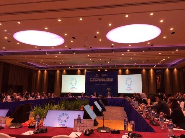 L'investissement dans la sante, un point d'orgue dans la cooperation au sein de l'APEC hinh anh 1
