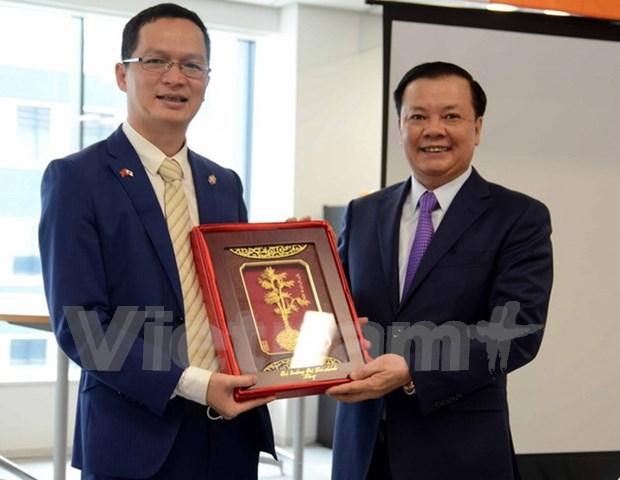 FPT Japan devrait contribuer davantage au secteur de l'informatique au Vietnam hinh anh 1