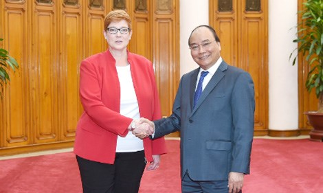 Vietnam - Australie: renforcement de la cooperation de defense hinh anh 1