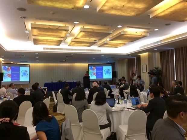 APEC discute des contributions de l'Alliance du Pacifique a la materialisation du FTAAP hinh anh 1