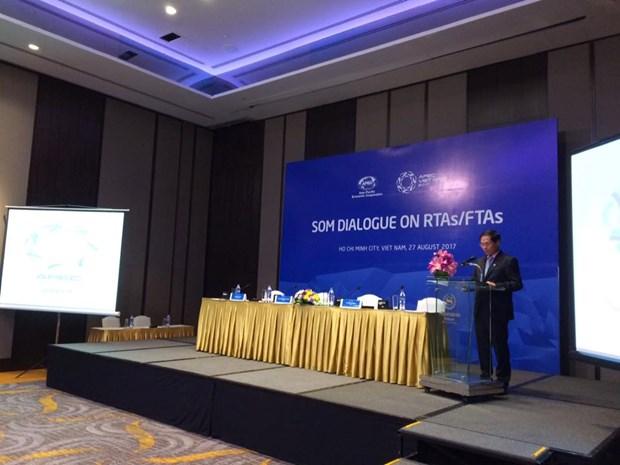 Des economies membres de l'APEC dialoguent sur les ALE et les ARC hinh anh 2
