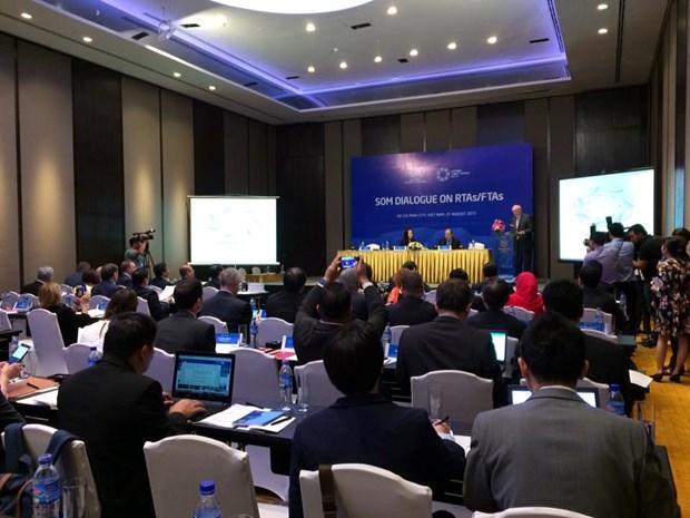 Des economies membres de l'APEC dialoguent sur les ALE et les ARC hinh anh 1