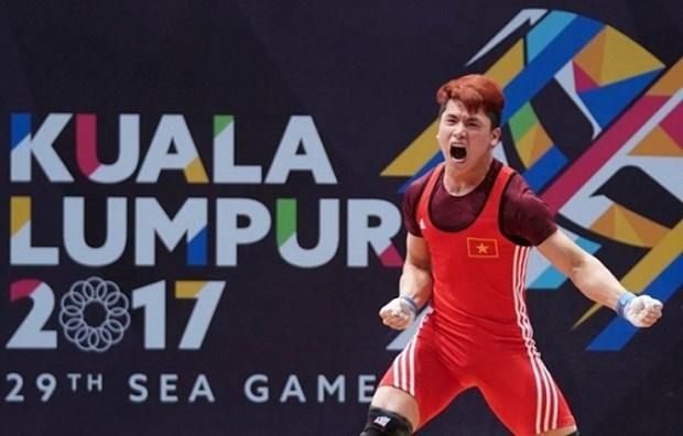 La delegation sportive vietnamienne maintient sa 3eme place aux SEA Games 29 hinh anh 1
