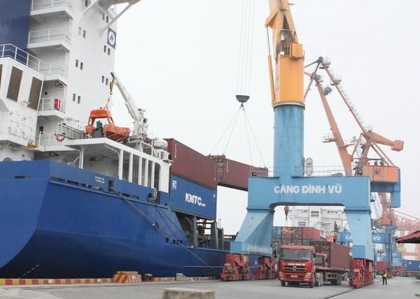 Vinalines coopere avec la Belgique dans l'industrie portuaire et logistique hinh anh 1