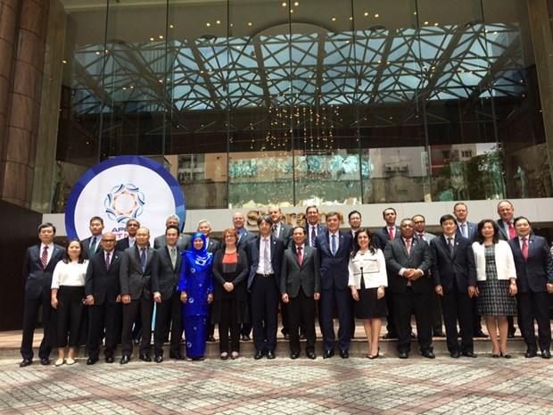SOM3: le pays hote de l'APEC 2017 laisse de bonnes impressions hinh anh 1