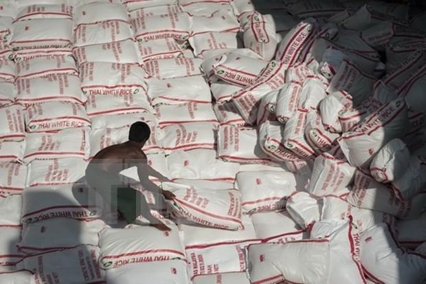 La Thailande reste toujours le premier exportateur mondial de riz hinh anh 1