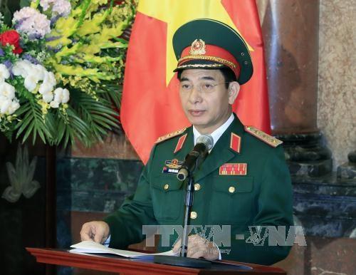 Le Vietnam a la 20e conference des commandants de la defense d'Asie-Pacifique au Canada hinh anh 1