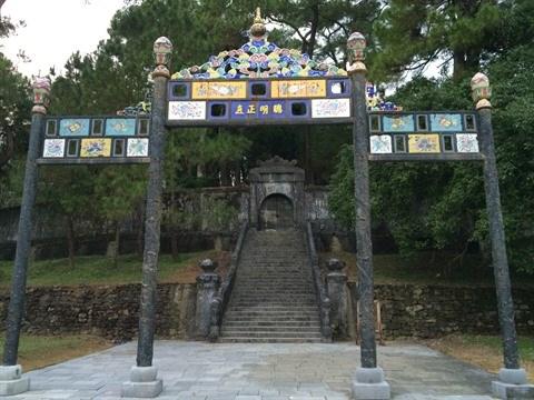 Un tresor litteraire unique dans la Cite royale de Hue hinh anh 1