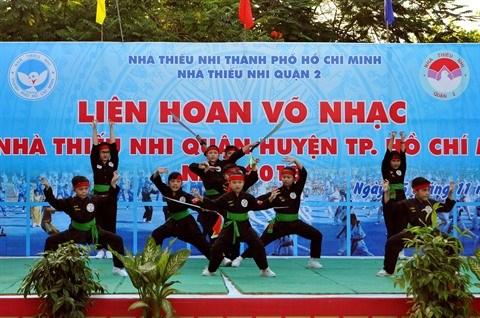 Body taekwondo, un art martial qui prend racine au Vietnam hinh anh 1