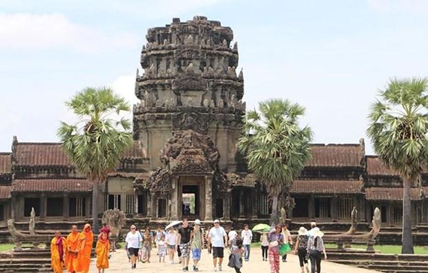 HCM-Ville et Phnom Penh renforcent leur cooperation dans le tourisme hinh anh 1