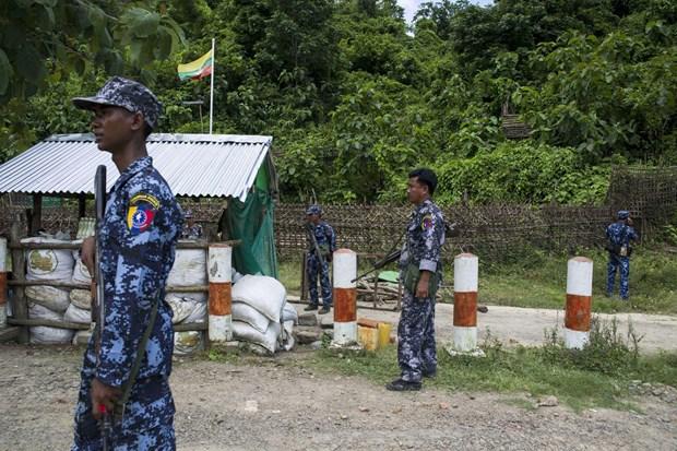Rakhine : le Myanmar appelle a l'aide de la communaute internationale hinh anh 1