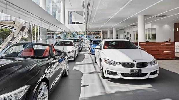 Automobile : Thaco, nouveau concessionnaire de BMW et MINI au Vietnam hinh anh 1