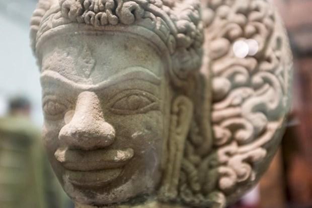 Exposition des tresors archeologiques du Vietnam en Allemagne hinh anh 1