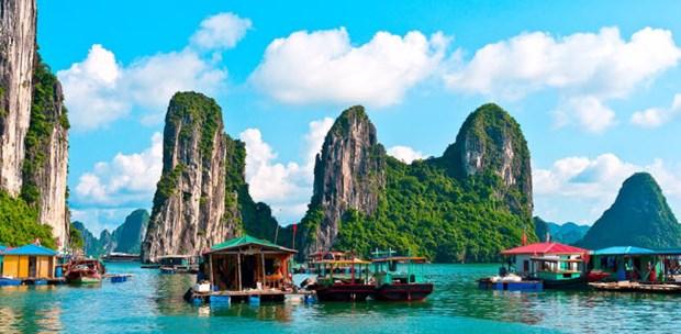La baie d'Ha Long seduit les photographes internationaux hinh anh 1