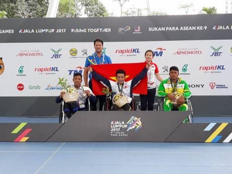 ASEAN ParaGames 9: le Vietnam dans le top 3 hinh anh 1