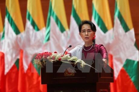 Le Myanmar s'engage a retablir la paix dans l'Etat de Rakhine hinh anh 1