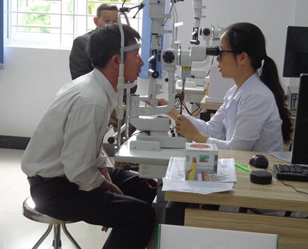 Le Laos et le Cambodge eradiquent le trachome hinh anh 1