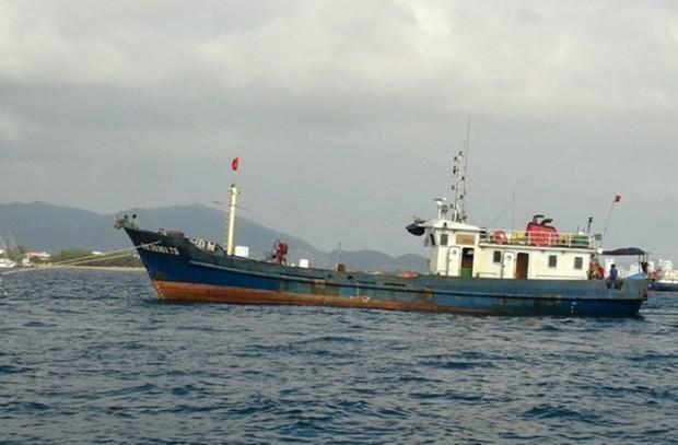 Prises de mesures pour proteger des pecheurs vietnamiens aux Philippines hinh anh 1
