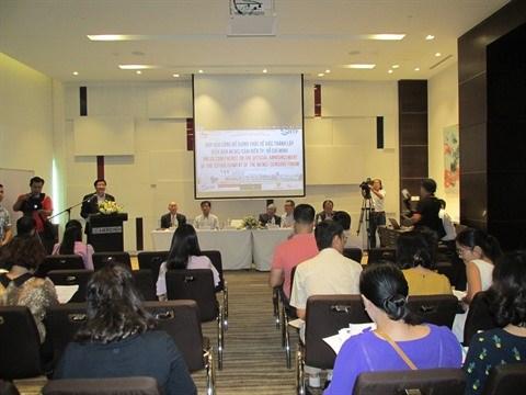 Le premier forum international sur la micro-electromecanique prevu en novembre hinh anh 1