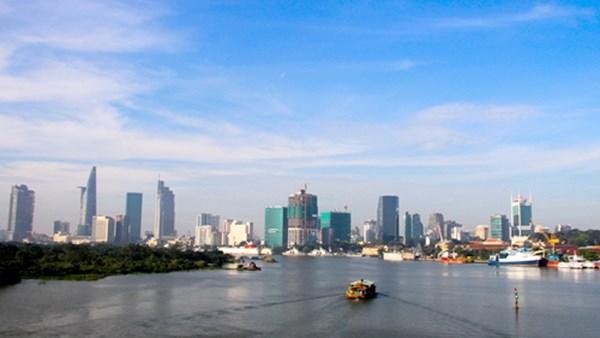 Ho Chi Minh-Ville va demarrer son projet de ville intelligente en octobre hinh anh 1