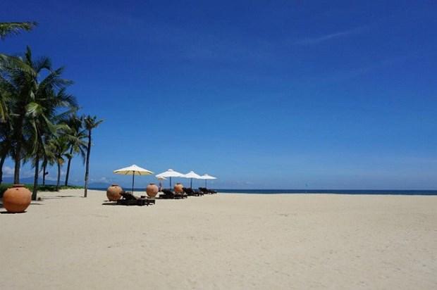Larguer les amarres a Quang Nam, sur le littoral du Centre hinh anh 2