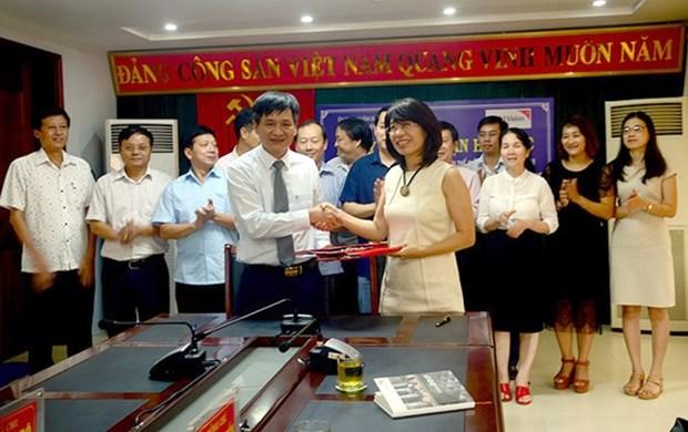Dien Bien et la Vision du Monde au Vietnam renforcent leur cooperation hinh anh 1