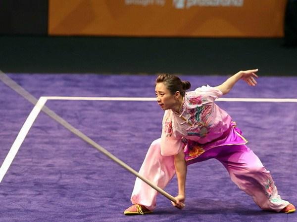 Wushu : Duong Thuy Vi championne du monde 2017 hinh anh 1