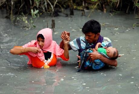 Myanmar et Bangladesh se coordonnent pour rapatrier les Rohingyas hinh anh 1