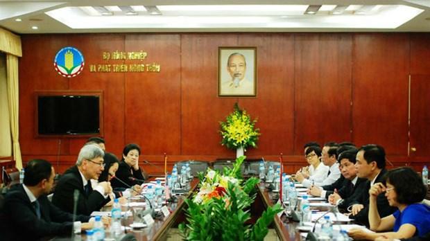 Vietnam et Malaisie cooperent dans la valorisation de leurs produits agricoles hinh anh 1