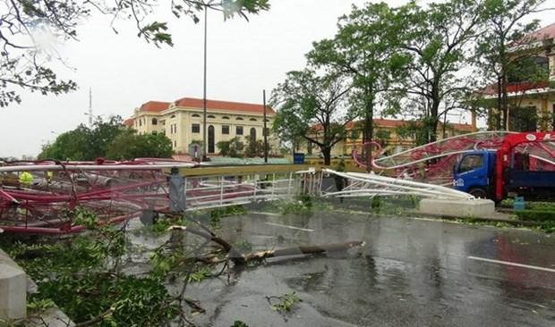 Catastrophes naturelles au Centre : Message de sympathie de Cuba hinh anh 1