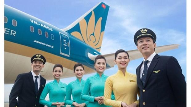 Vietnam Airlines a comme objectif de transporter 25 millions de passagers en 2018 hinh anh 1
