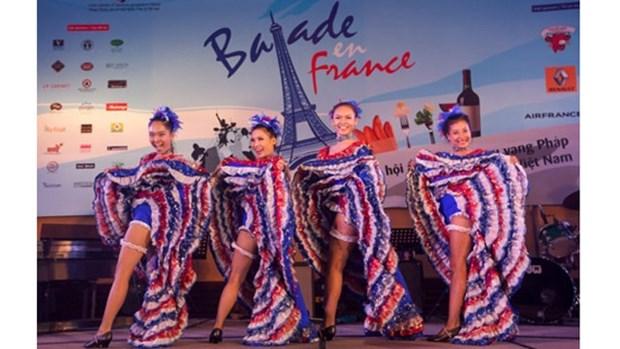 «Un Mois en France» au Vietnam offrira un programme de festivites grand public hinh anh 1