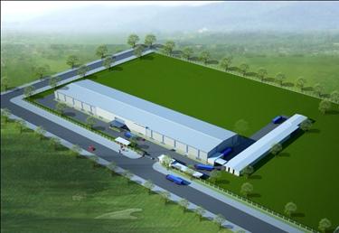 Inauguration d'une usine du groupe japonais Ohtsuka Sangyo Material a Ha Nam hinh anh 1