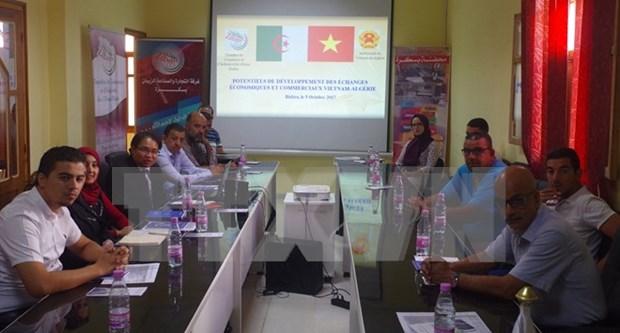 Promotion du commerce et de l'investissement en Algerie hinh anh 1