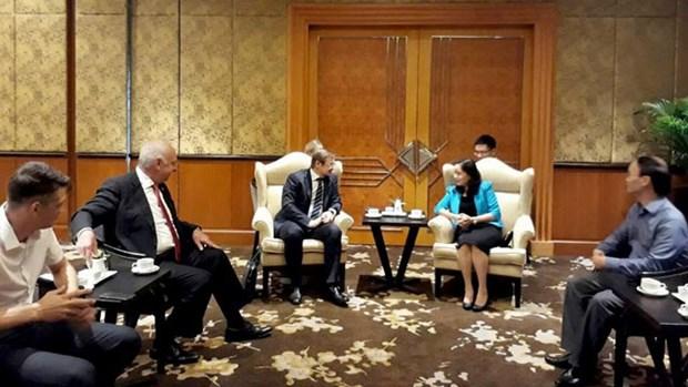 Vietnam et Russie : Volonte commune de renforcer la cooperation culturelle hinh anh 1