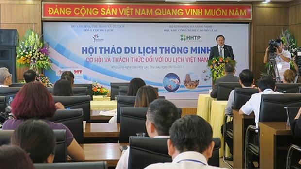 Transformer le parc de hautes technologies de Hoa Lac en destination touristique attrayante hinh anh 1