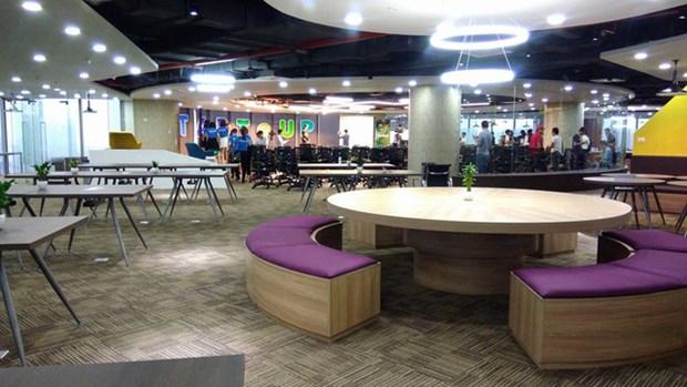 Espace de travail haut de gamme pour les start-up vietnamiennes hinh anh 1