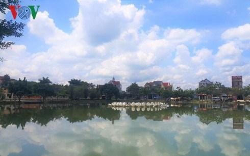 Hanoi developpe la zone economique de Lam Ha hinh anh 1
