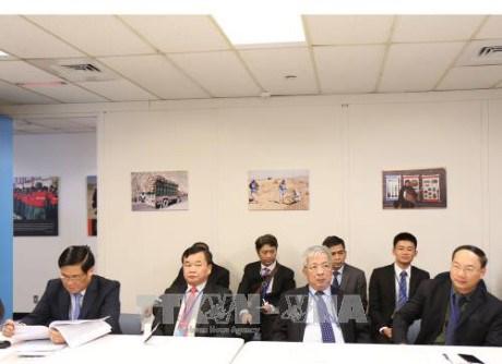 L'ONU s'engage a soutenir le Vietnam sur deux grands sujets hinh anh 1