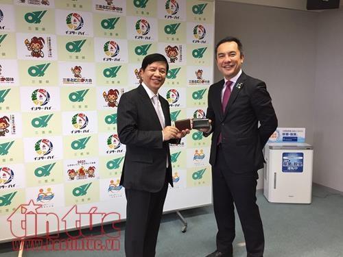 Le Vietnam renforce sa cooperation avec les prefectures japonaises hinh anh 1