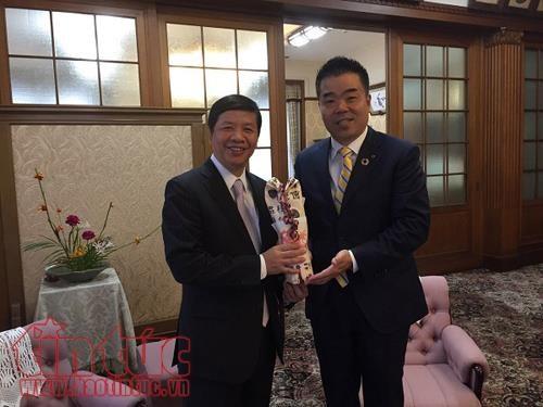 Le Vietnam renforce sa cooperation avec les prefectures japonaises hinh anh 2